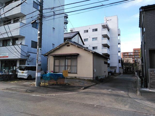 【売地】前橋市南町