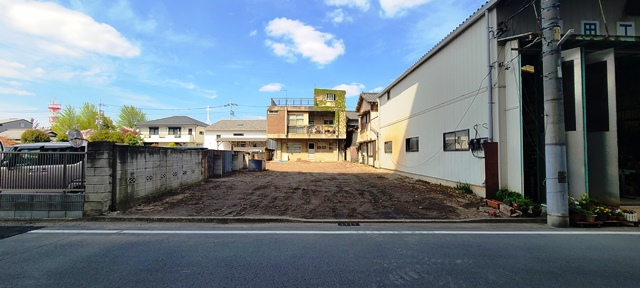 【売地】前橋市住吉町