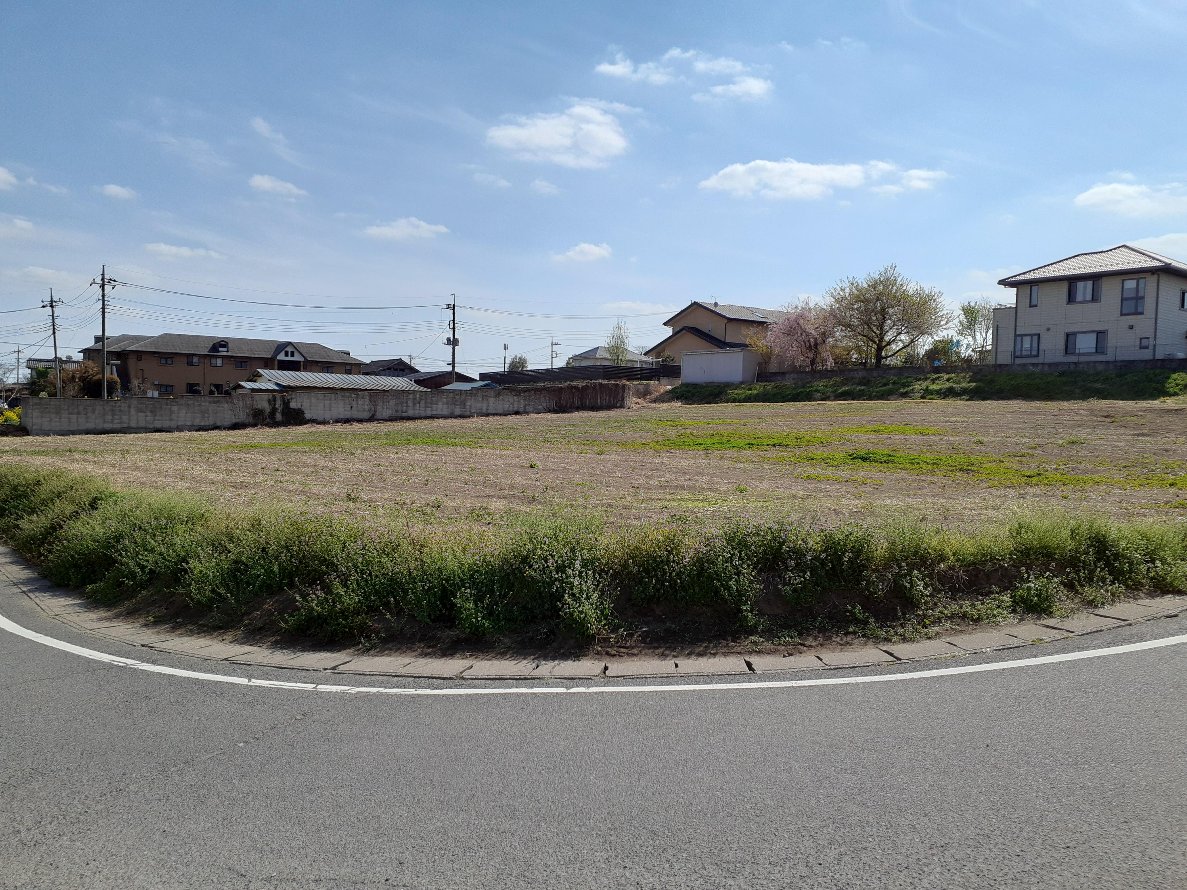 【売地】前橋市茂木町