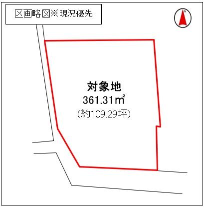 【売地】前橋市北代田町
