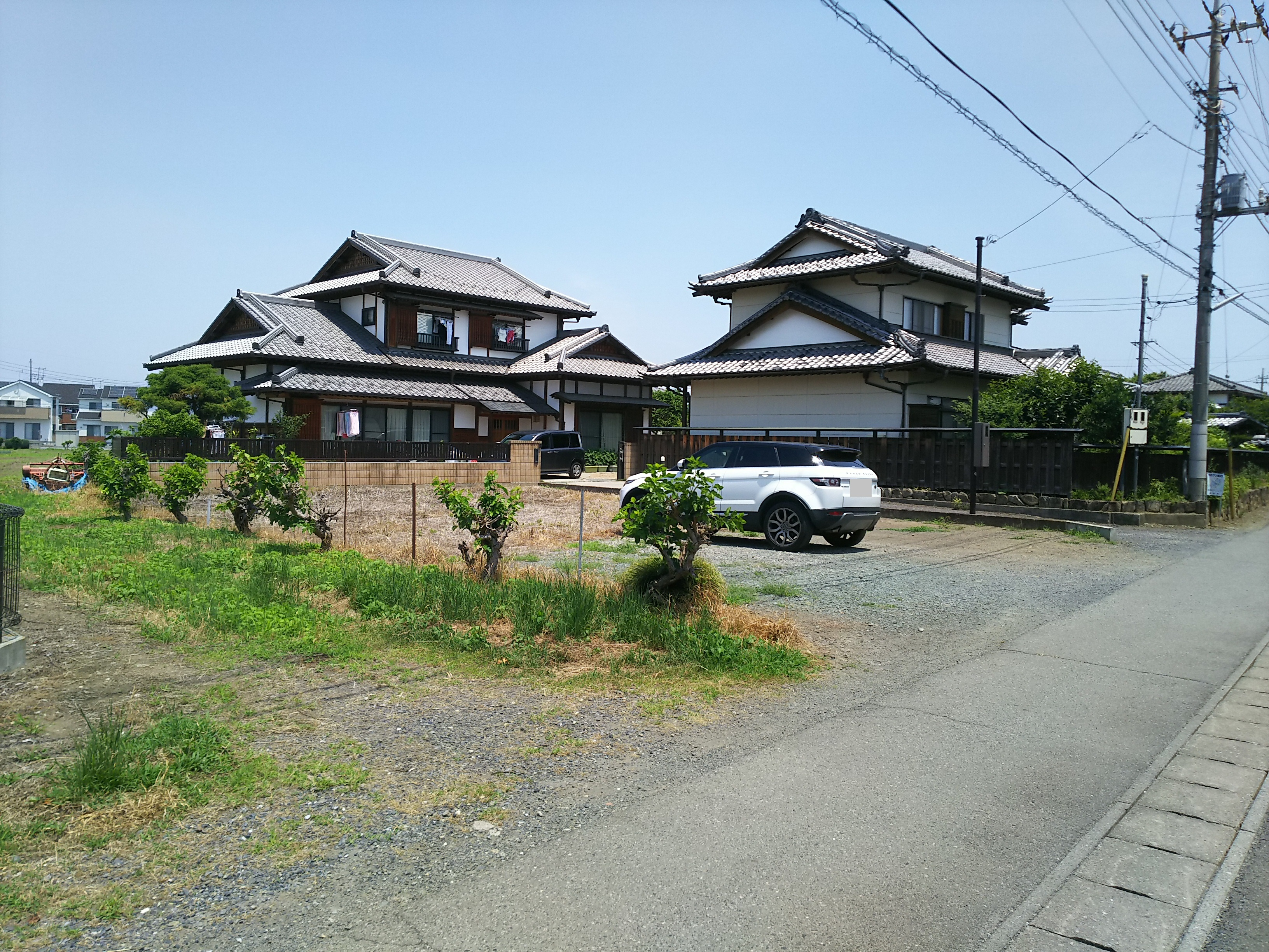 【売地】藤岡市下栗須