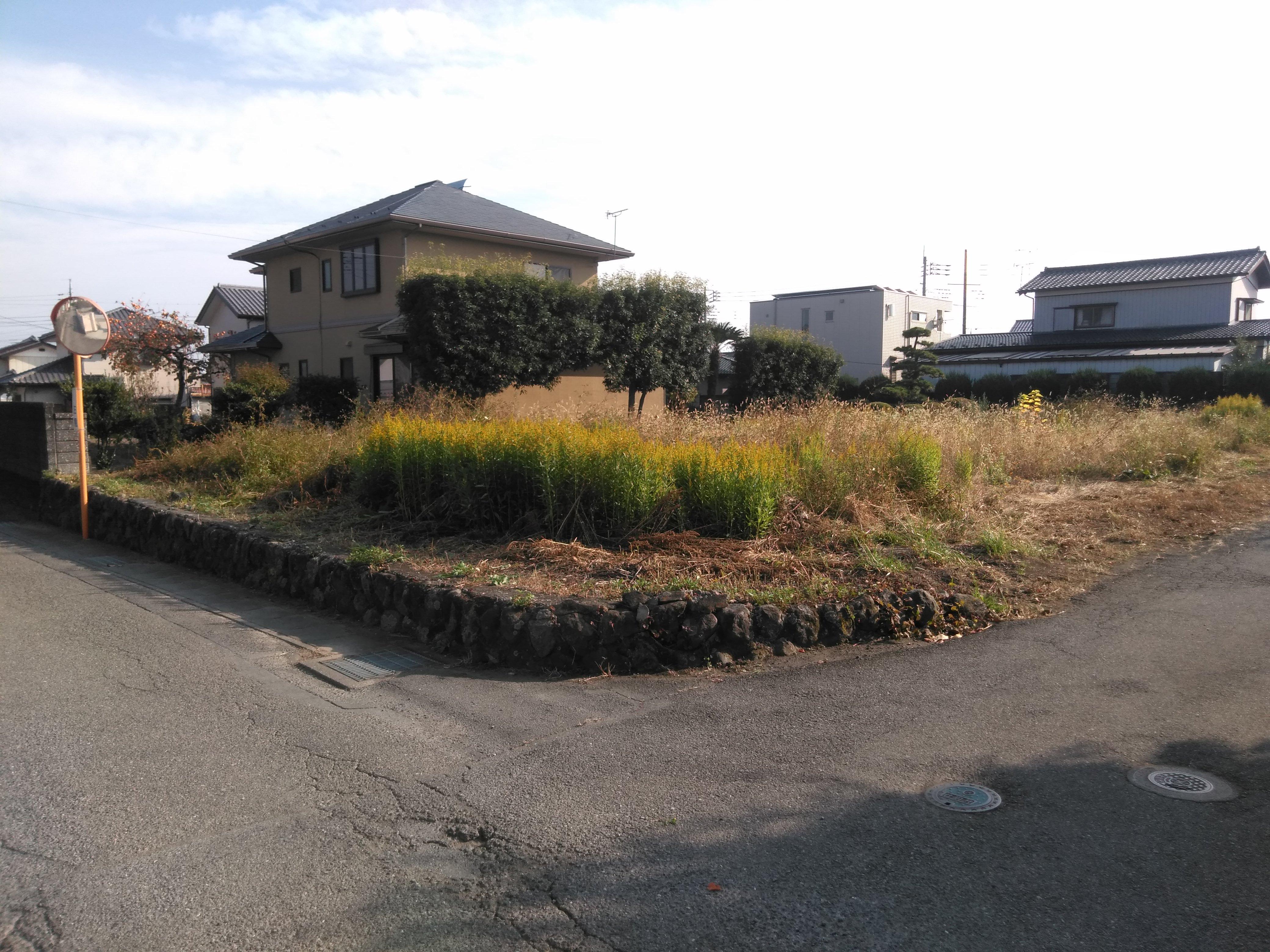 【売地】北群馬郡吉岡町下野田