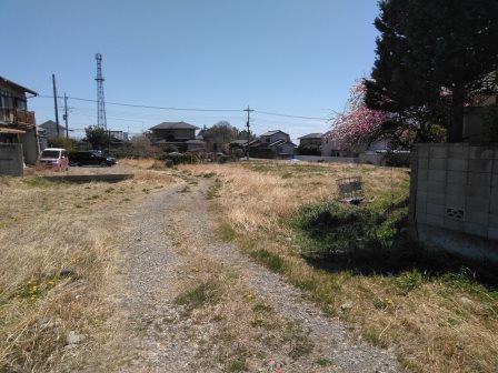 【売地】前橋市勝沢町