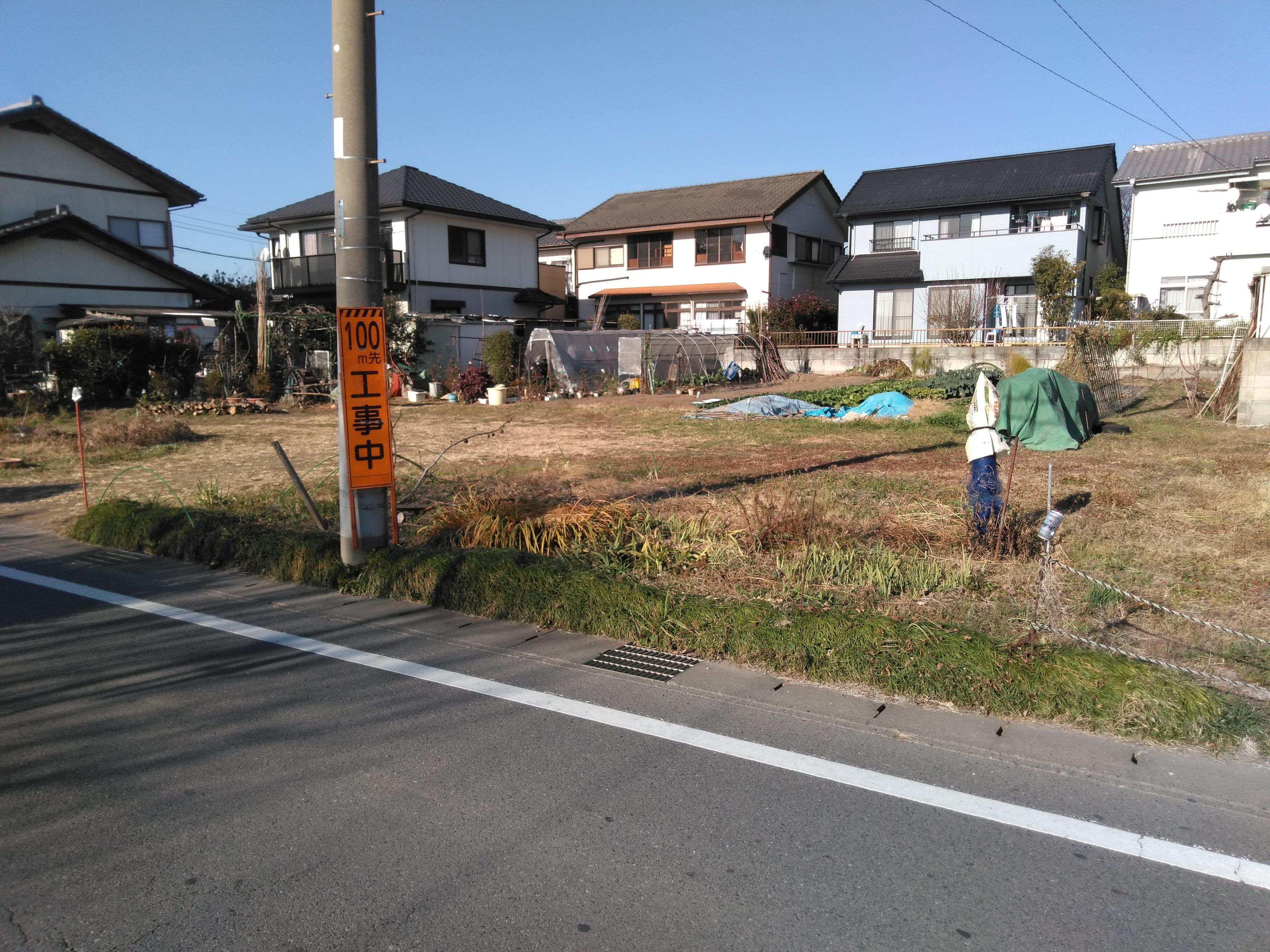 【売地】前橋市堀之下町