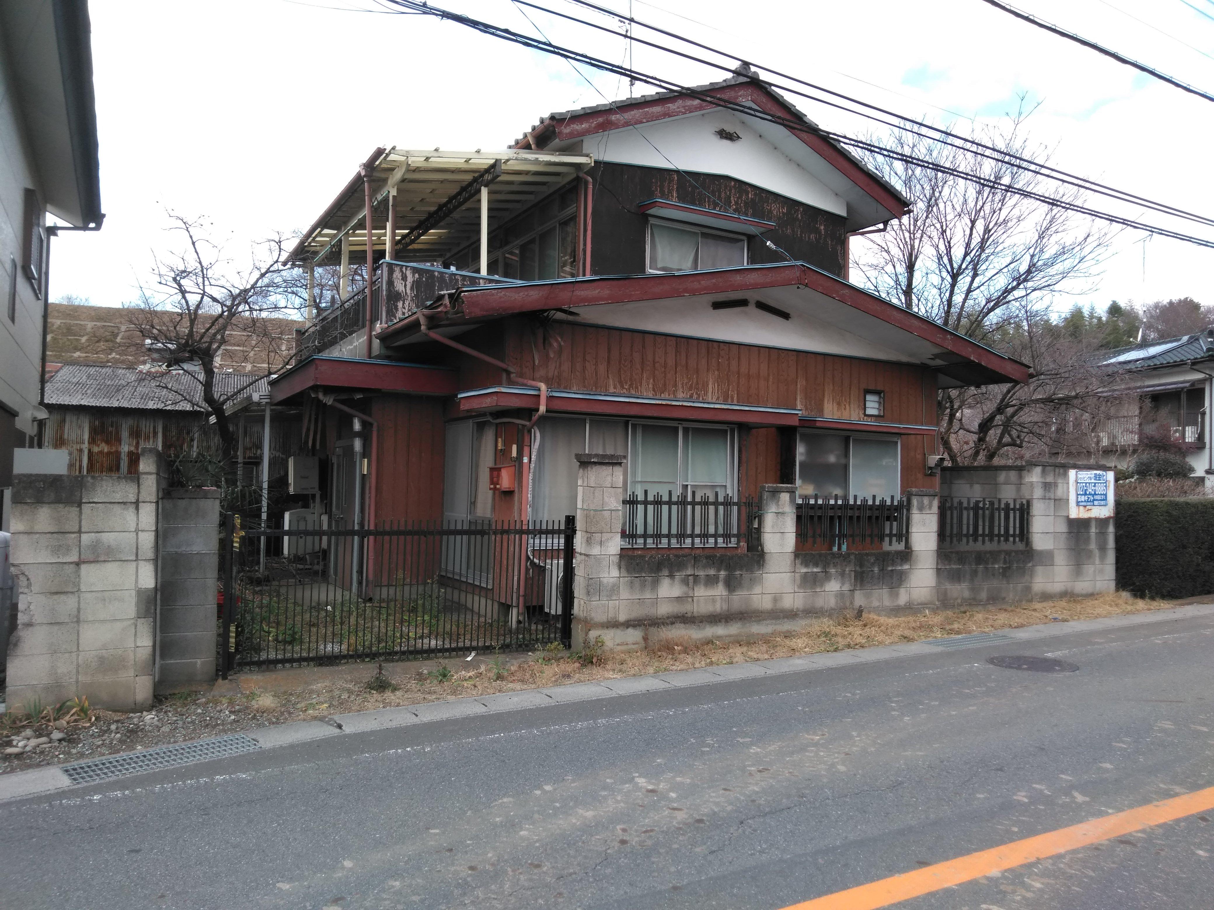 【売地】前橋市河原浜町