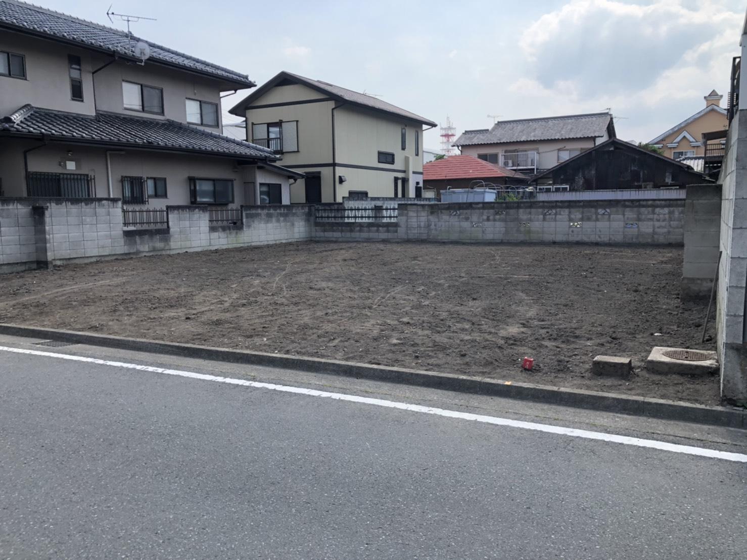 【売地】前橋市若宮町